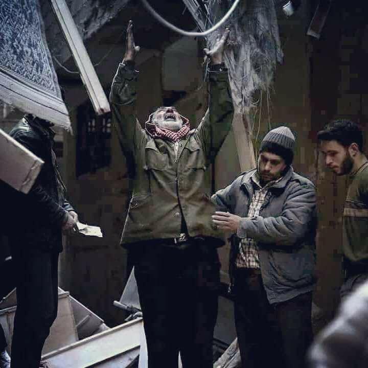 مقتل 54 شخصا في غارات سورية وروسية على غوطة دمشق الشرقية