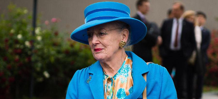 ملكة الدنمارك تزور زوجها المريض الأمير هنريك في المستشفى