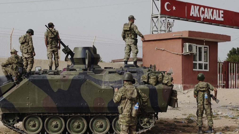 مقتل 11جنديا تركيا خلال هجوم له على الأكراد  في عفرين