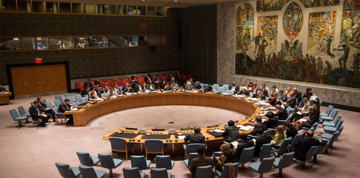 مجلس الأمن الدولي يبحث الدعوة لوقف إطلاق النار في سورية