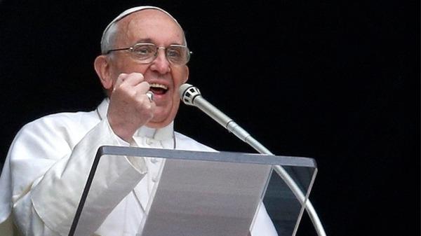 بابا الفاتيكان : لا أحد محكوم عليه بالنار حتى يهوذا