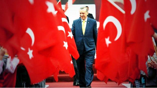 أردوغان:أجبرنا ميليشيات شيعية موالية للنظام على التراجع بعفرين