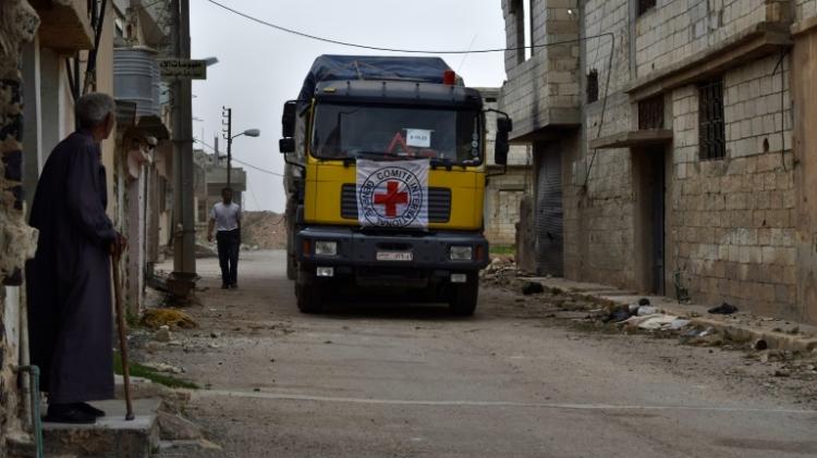 الحكومة الألمانية تشكو من صعوبة دخول المواد الإغاثية لسورية