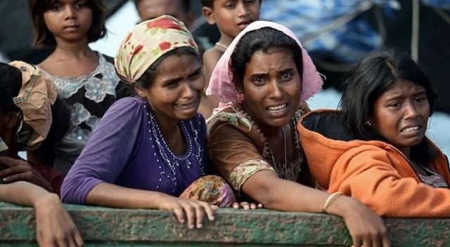 هيومن رايتس ووتش : ميانمار تجرف قرى الروهينجا