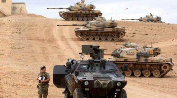 الجيش السوري الحر المدعوم من تركيا يواصل تقدمه في عفرين