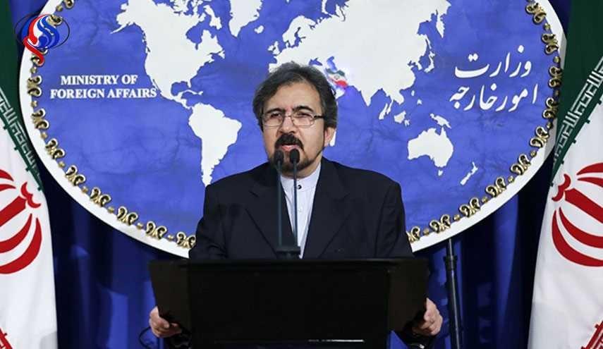 إيران للرباعيّة العربية: لا تملكون صلاحية التحدث عن الاتفاق النووي