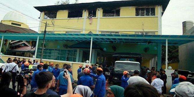 موجة الحرق بمقرات سكن الطلبة يثير قلق السلطات في تونس