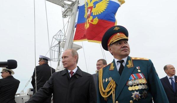 بوتين يتهم واشنطن بالقيام بأعمال قذرة وتلوم الآخرين عليها