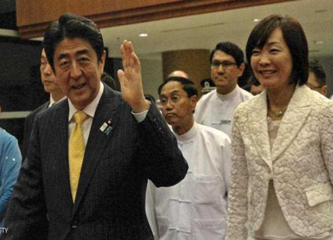 وزارة المالية اليابانية تلاعبت في وثائق فضيحة زوجة رئيس الوزراء