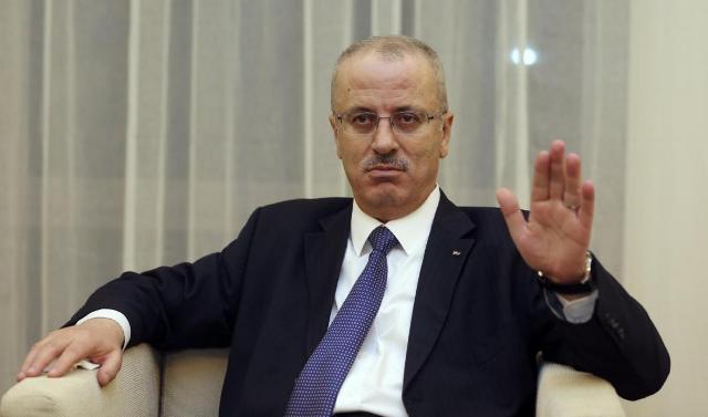 الرئاسة الفلسطينية تحمل حماس مسؤولية استهداف موكب الحمد الله