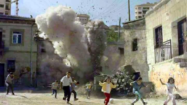 خيارات القوة ضد نظام الأسد