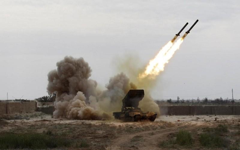 السعودية تدمر صاروخا باليستيا أطلقه الحوثيون على نجران