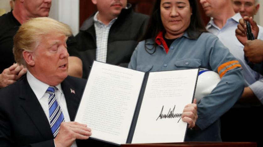 الصين تتعهد بالرد على أميركا والعالم يتخوف من حرب تجارية وشيكة