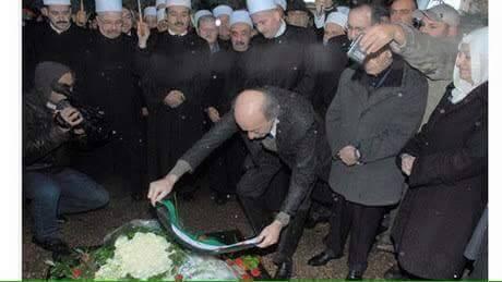 """رد جنبلاط على بيان """"الاذعان والاذلال """"للبطاركة السوريين"""
