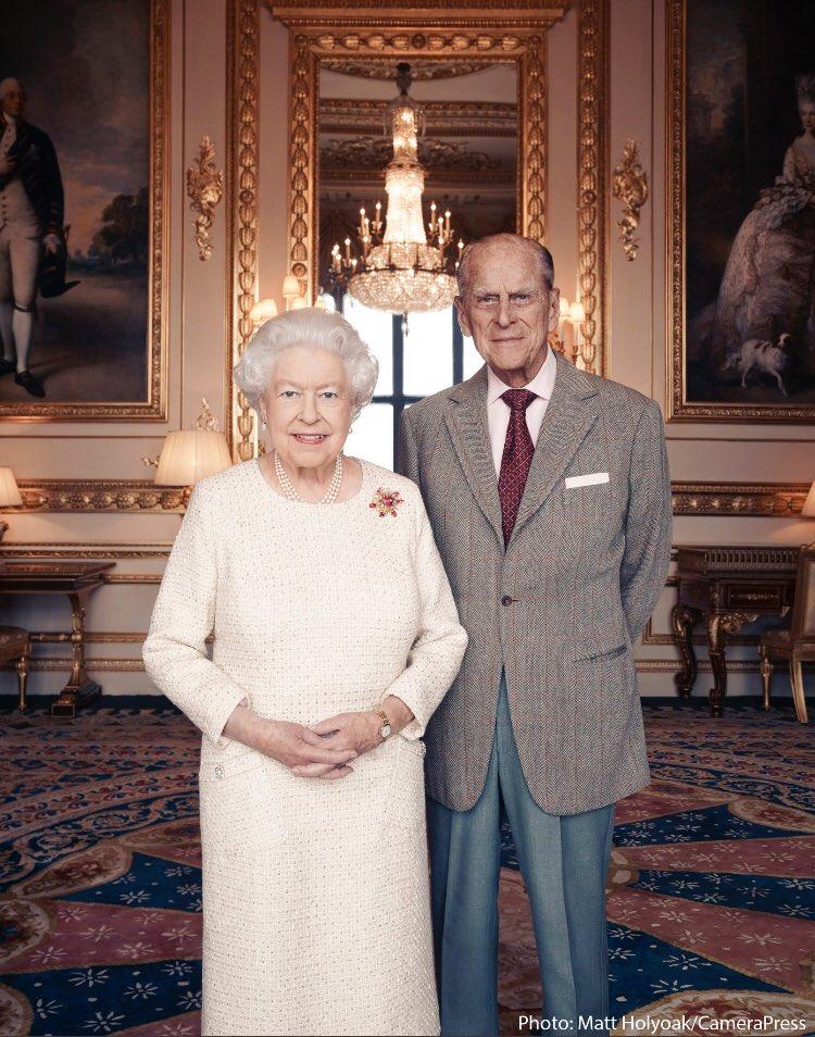 ملكة بريطانيا إليزابيث الثانية تحتفل بعيد ميلادها الـ92
