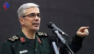 """قائد عسكري إيراني : """"الكيان الصهيوني"""" فقاعة"""