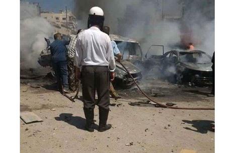 مقتل 27 شخصا في قصف لطائرات التحالف الدولي بشمال شرق سورية