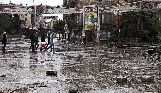 هجوم داعشي على مواقع النظام بالحجر الأسود جنوب دمشق