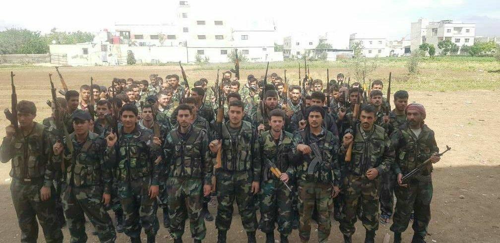 """نظام الأسد يزج بشبان دوما """"المصالحين"""" على جبهات جنوب دمشق"""