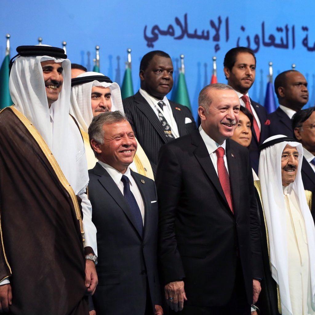 أردوغان يدعو لوحدة المسلمين وينتقد  الوحشية الاسرائيلية
