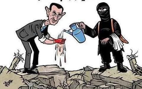 مصدر عسكري سوري ينفي وجود اتفاق مع داعش بالحجر الأسود