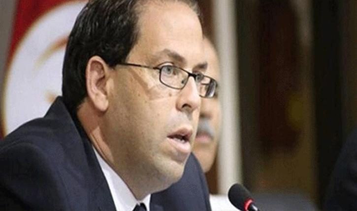"""مفاوضات حول """"وثيقة قرطاج"""" تقترح رحيل الشاهد رئيس الحكومة"""