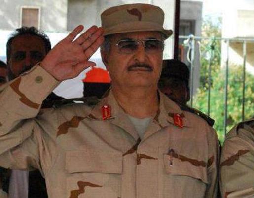 حفتر: نقترب من إعلان تطهير بلادنا من آخر معقل للإرهاب