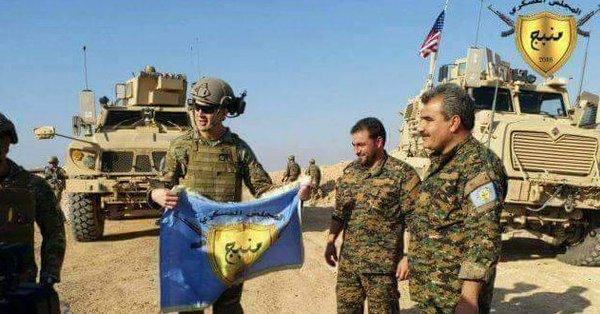 مجموعة العمل التركية الأمريكية تضع خارطة طريق لمنبج السورية