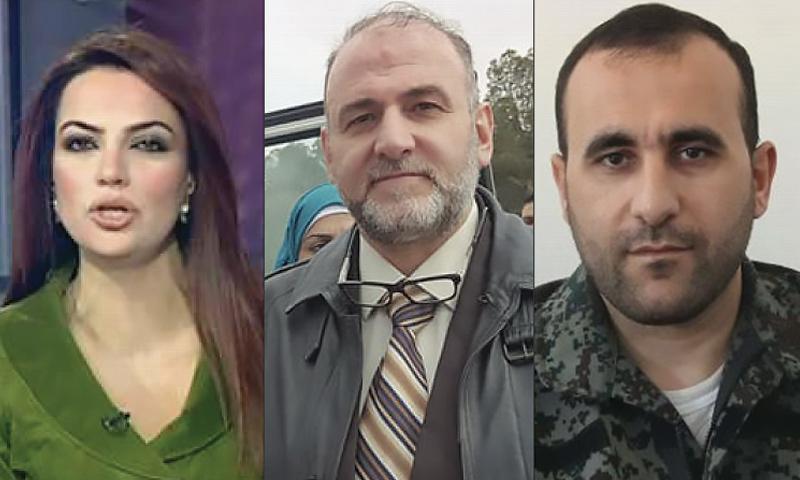 ثلاث شخصيات فاوضت بين النظام والمعارضة في سوريا