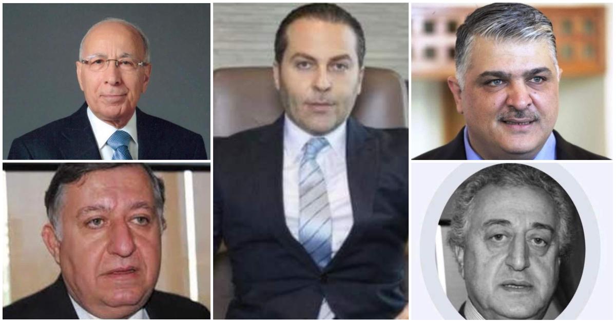 بعض المجنسين الجدد من انصار النظام