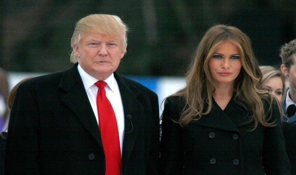 ميلانيا ترامب لن تسافر مع ترامب في رحلاته القادمة