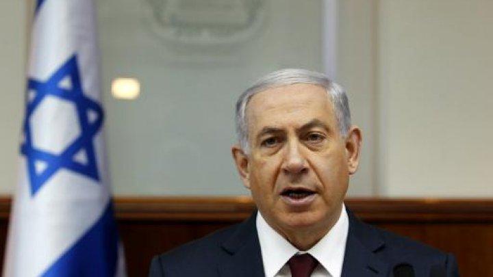 نتنياهو : لم اطلب من ماكرون الانسحاب من الاتفاق النووي