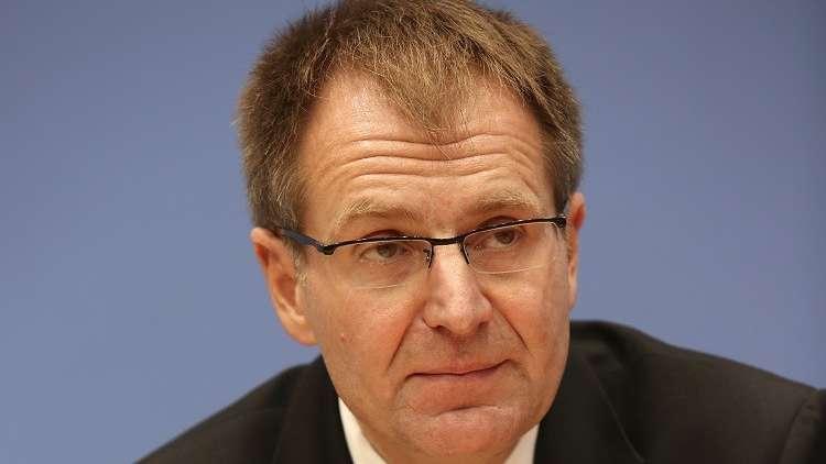 النائب العام الألماني بيتر فرانك