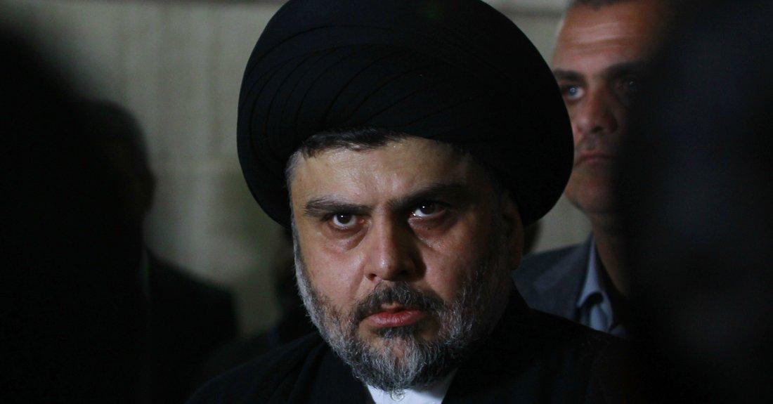 مقتدى الصدر يدعو لبدء حملة نزع السلاح بعد عطلة عيد الفطر