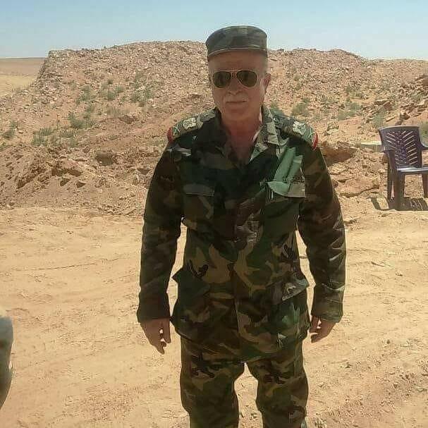 العماد علي محمد الحسين
