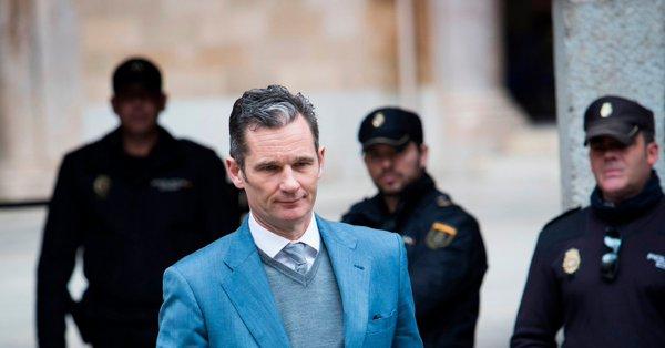 محكمة إسبانية تؤيد حكما بسجن صهر الملك