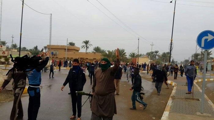 تنظيم داعش يختطف30 من أبناء قبيلة شمر في مناطق تكريت