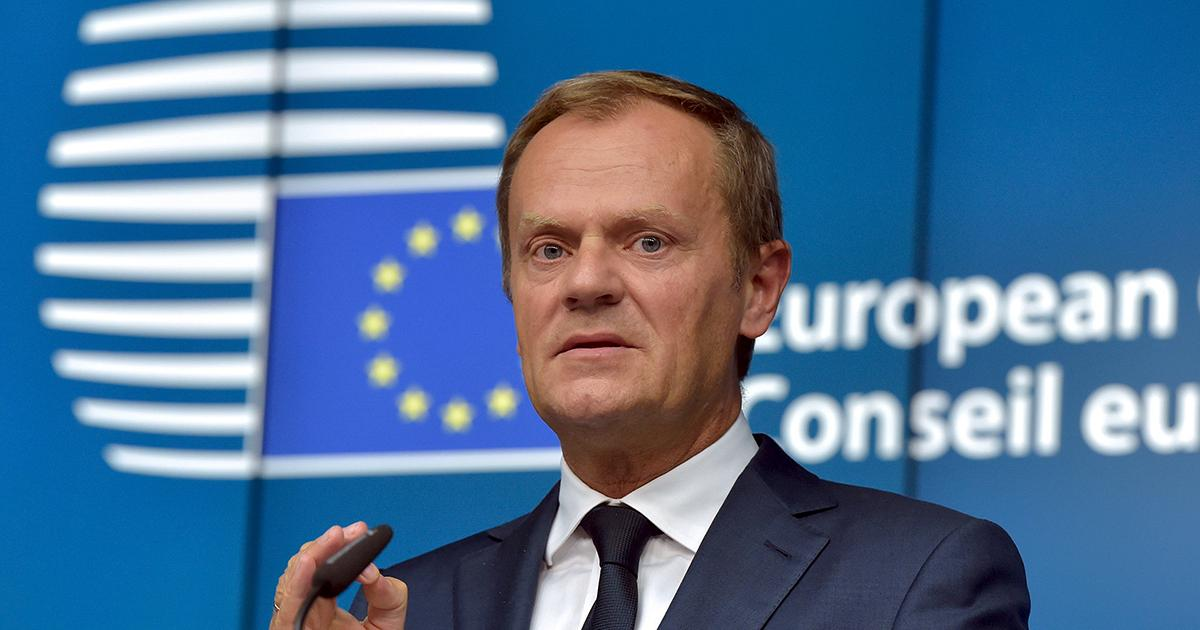 توسك لقادة الاتحاد الأوروبي: ركزوا على حماية الحدود الخارجية