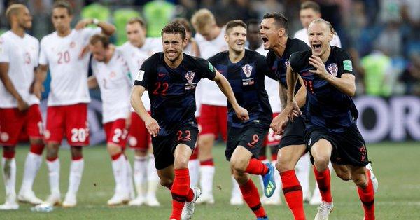 ركلات الترجيح تصعد بكرواتيا لدور الثمانية بكأس العالم