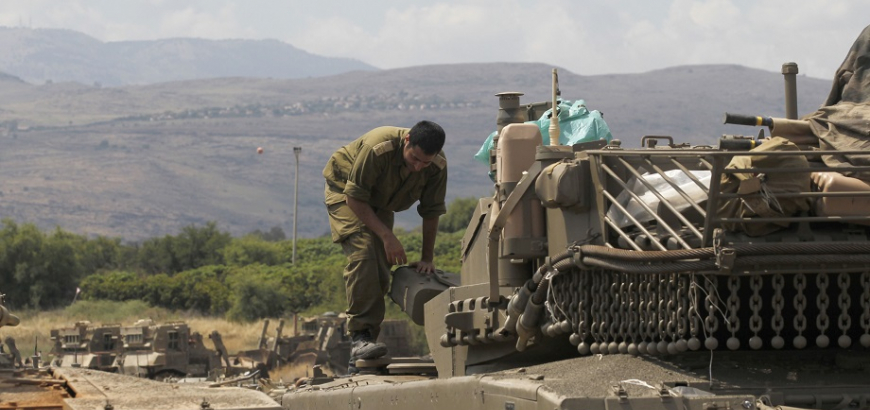 هآرتس: إسرائيل أبلغت الأسد بأنها لا تريد الا  قواته عند الجولان