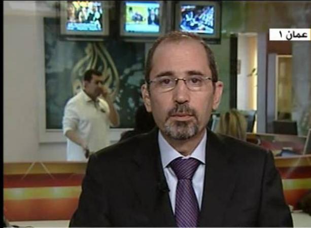 الصفدي بحضور لافروف : اولوياتنا وقف إطلاق نار  في سوريا