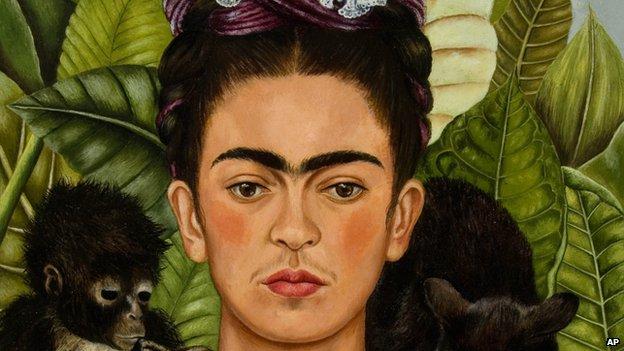 معرض بلندن يكشف عن جانب جديد للرسامة فريدا كالو
