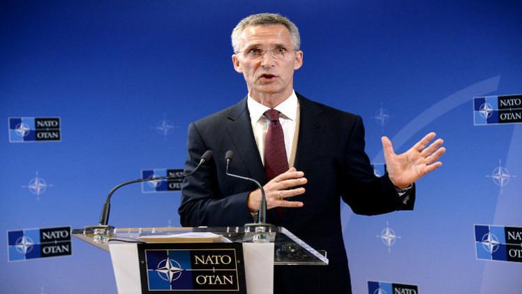 """ستولتنبرج : ترامب أوجد """"ضرورة """" لزيادة الإنفاق الدفاعي بحلف الأطلسي"""