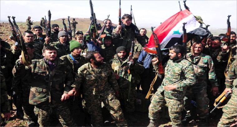 """"""" فورين أفيرز"""": تقدم النظام سيؤدي للفوضى في سوريا والمنطقة"""