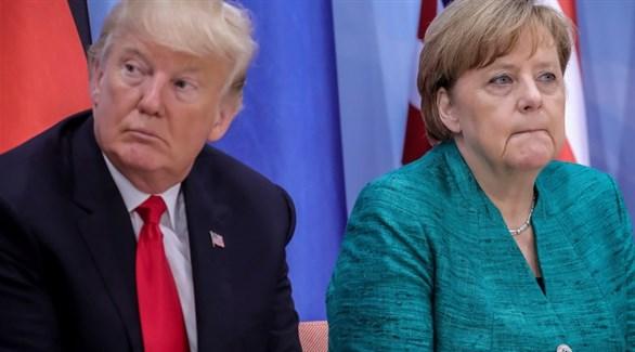 ترامب ينتقد صفقة خط أنابيب لألمانيا مع روسيا ويصفها بالمروعة