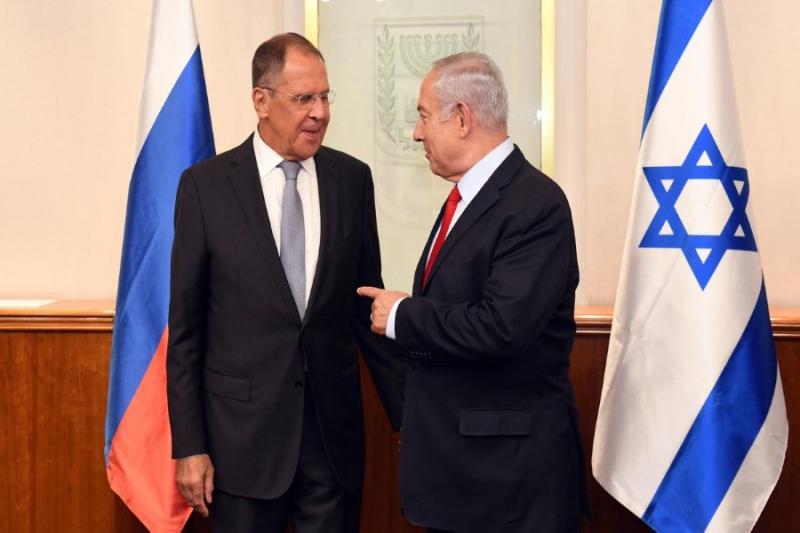 فشل الوساطة الاميركية مع نتانياهو اعادت لافروف خائبا من تل ابيب