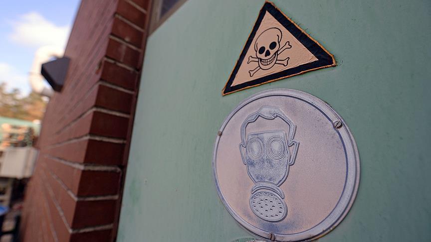 """عقوبات أمريكية بحق 5 كيانات لصلتهم بـ """"كيميائي"""" سوريا"""