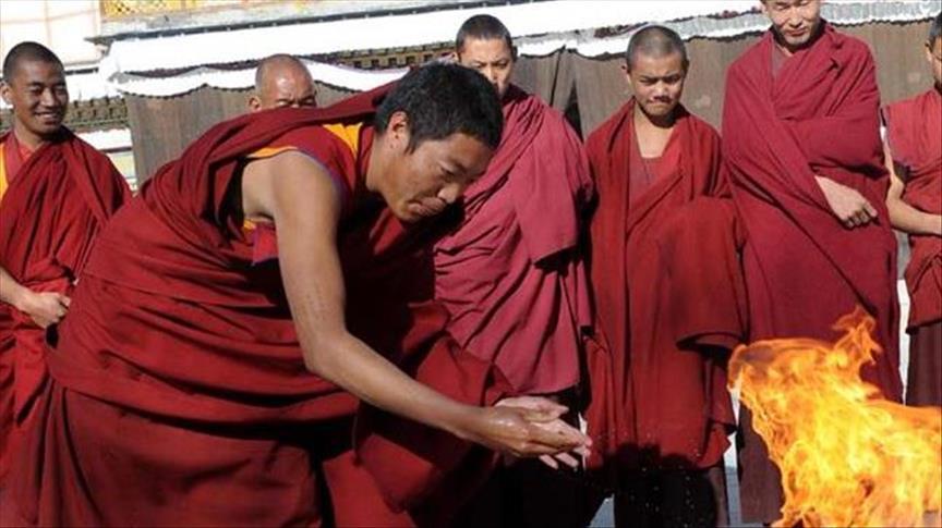 راهب بوذي متهم بإقناع راهبات بأن الجنس من الطقوس الدينية