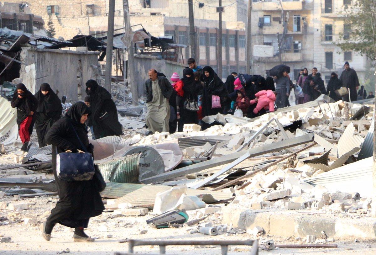 لماذا تصر روسيا على عودة اللاجئين السوريين إلى حضن الاسد؟