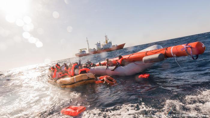 مسؤول أممي: غرق 850 مهاجرا في المتوسط خلال شهرين